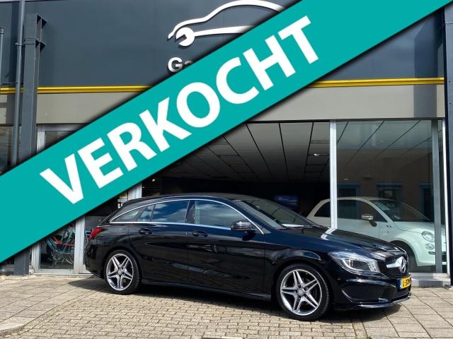 Mercedes-Benz-CLA-Klasse